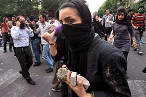 Iranianwomenstones