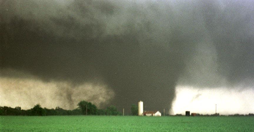 THAT's a tornado!