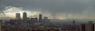 Denver skyline at noon, Jan. 2, 2010