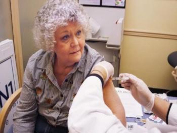 shingles vaccination