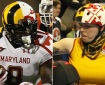 Maryland and Charm City helmets