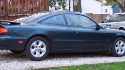 '93 Mazda MX-6