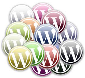 WP icons