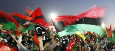 Libya celebrates