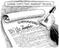 Citizens United decision