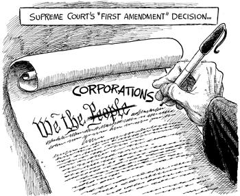 Citizens United decision