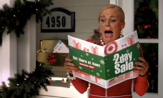Target's crazy lady