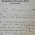 Amendment to Personhood Act