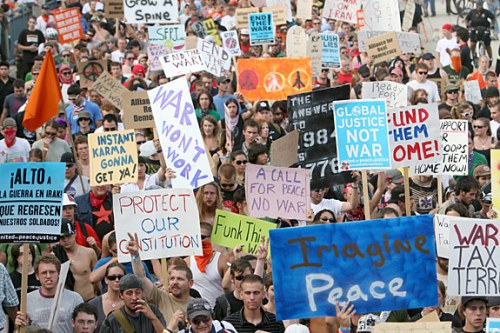 HR 347 political protest
