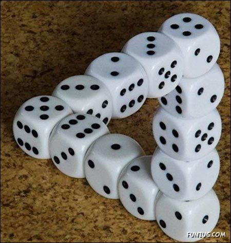 impossible dice