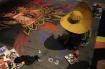 "Nicole Flaig, of Florida, works on her piece titled ""Venetian Mask"" during the Denver Chalk Art Festival on Sunday, June 3, 2012. AAron Ontiveroz, The Denver Post"