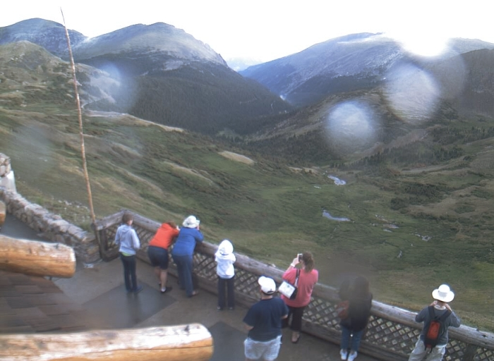 Alpine Visitor Center, Trail Ridge Road, Rocky Mountain National Park