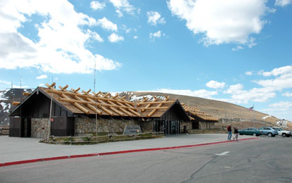 Alpine Visitor Center, Rocky Mountain National Park