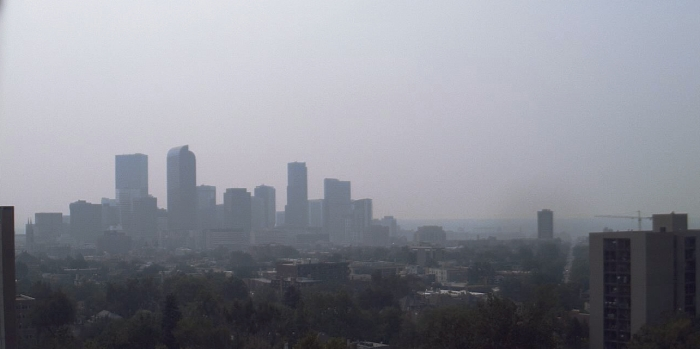 Smoke in Denver