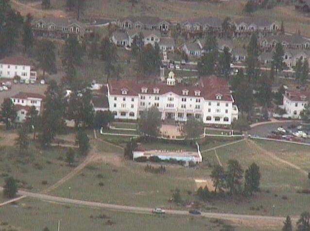Stanley Hotel, Estes Park, CO