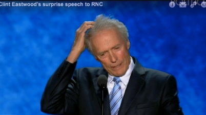 Clint Eastwood at the RNC