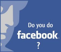 Do you do Facebook?