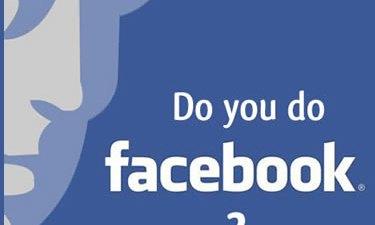 Do you do Facebook?