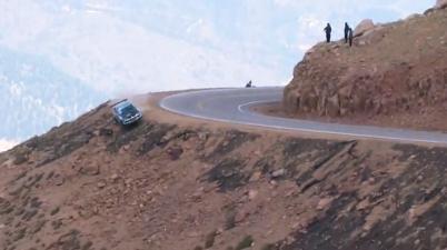 2012 Pikes Peak Hill Climb
