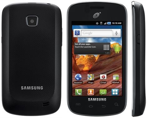 Samsung Galaxy Proclaim (Straight Talk)