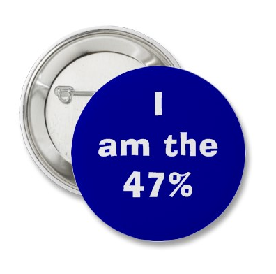 I am the 47% button