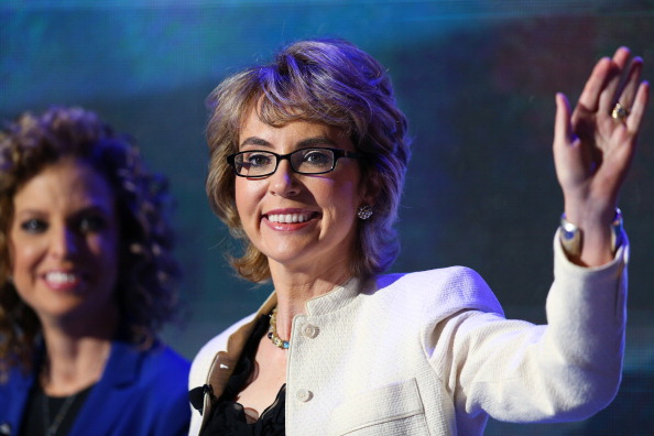 Gabby Giffords at the DNC