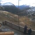 Snow on Trail Ridge Road