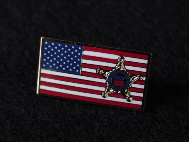 U.S. Secret Service pin