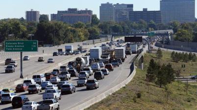 Denver traffic