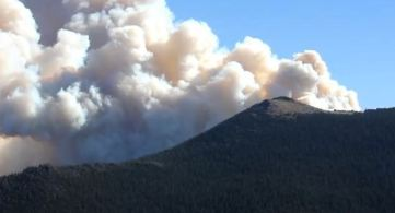 Photo: Bill Gabbert, Wildfire Today
