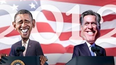 Obama - Romney