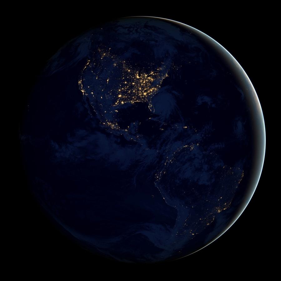 Photo: NASA Earth Observatory
