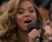 Biance at Obama inaugural