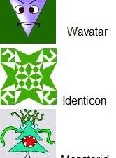computer-generated avatars