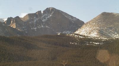 East Face, Longs Peak, Rocky Mountain National Park
