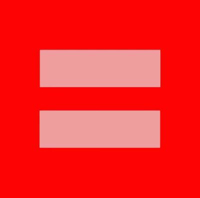 Marriage equality symbol from Human Rights Campaign