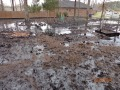Exxon oil spill, Mayflower, Ark., March 2013