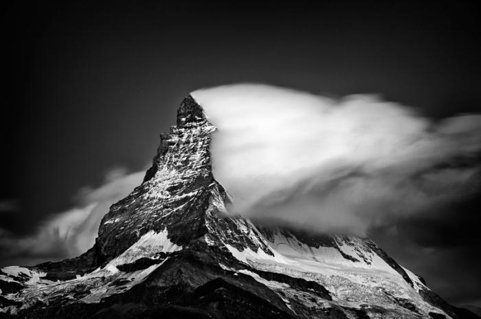 Matterhorn_TwilightClouds#2