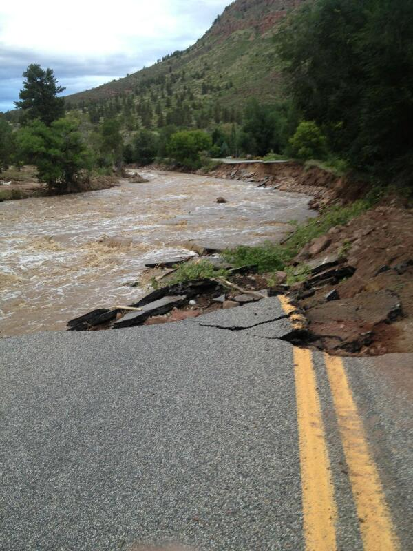 This is, or was, Highway 36 north of Lyons (Image:CDOT)