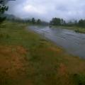 Beaver Meadows Entrance, rainyday