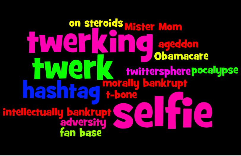 banished words - 2014