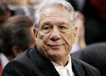 LA Clippers owner Donald Sterling (Image: AP Photo/Mark J. Terrill)