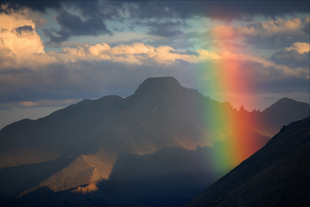 Trail Ridge Rainbow - Nate Zeman