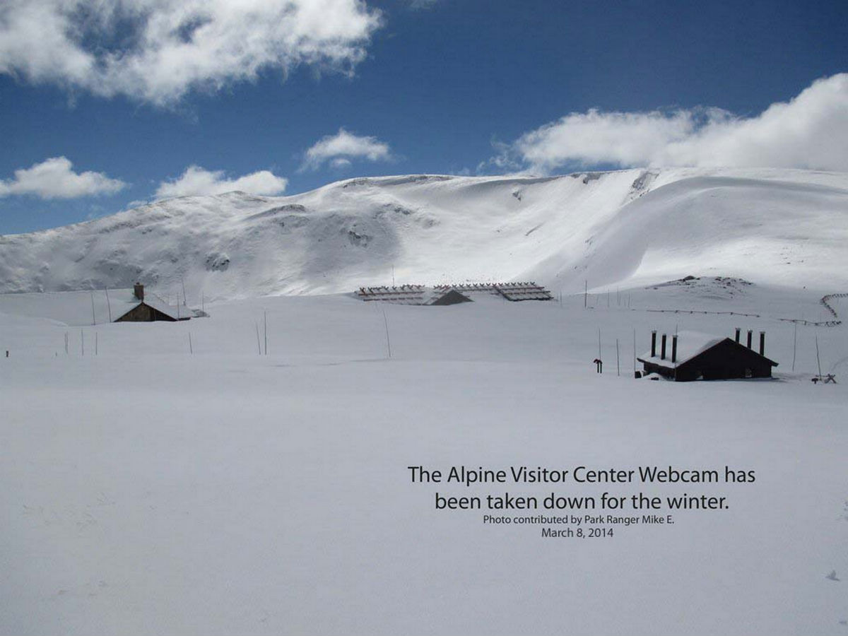 Affordable Health Care >> Alpine Visitor Center webcam link fixed – Pied Type