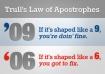 trulls_apostrophe_law