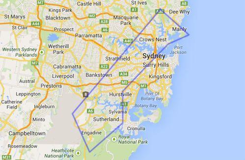Gaza-Sydney