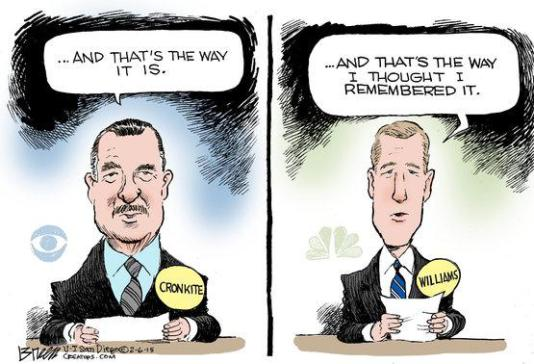 Brian Williams helicopter incident