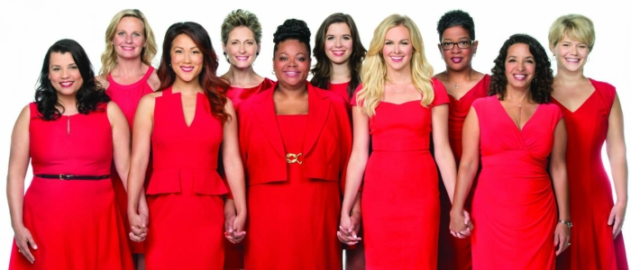National Wear Red Day -- Go Red for Women