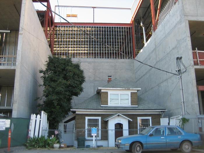 """""""Edith Macefield's house"""" by Ben Tesch"""