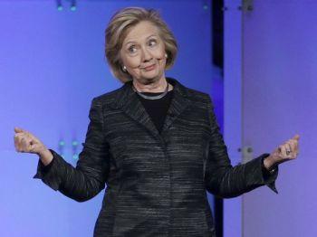 The inevitable Hillary Clinton